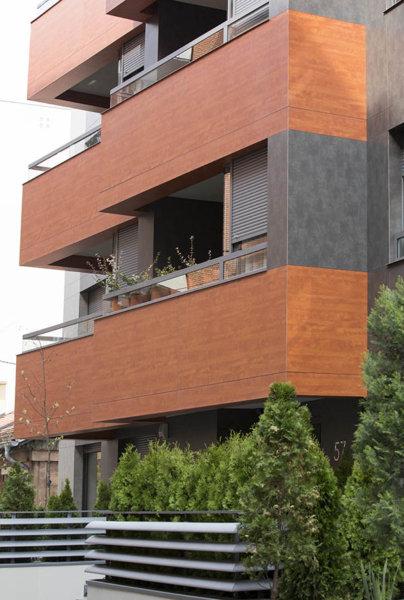 Stambeni objekat - Vojvode Brane, Beograd