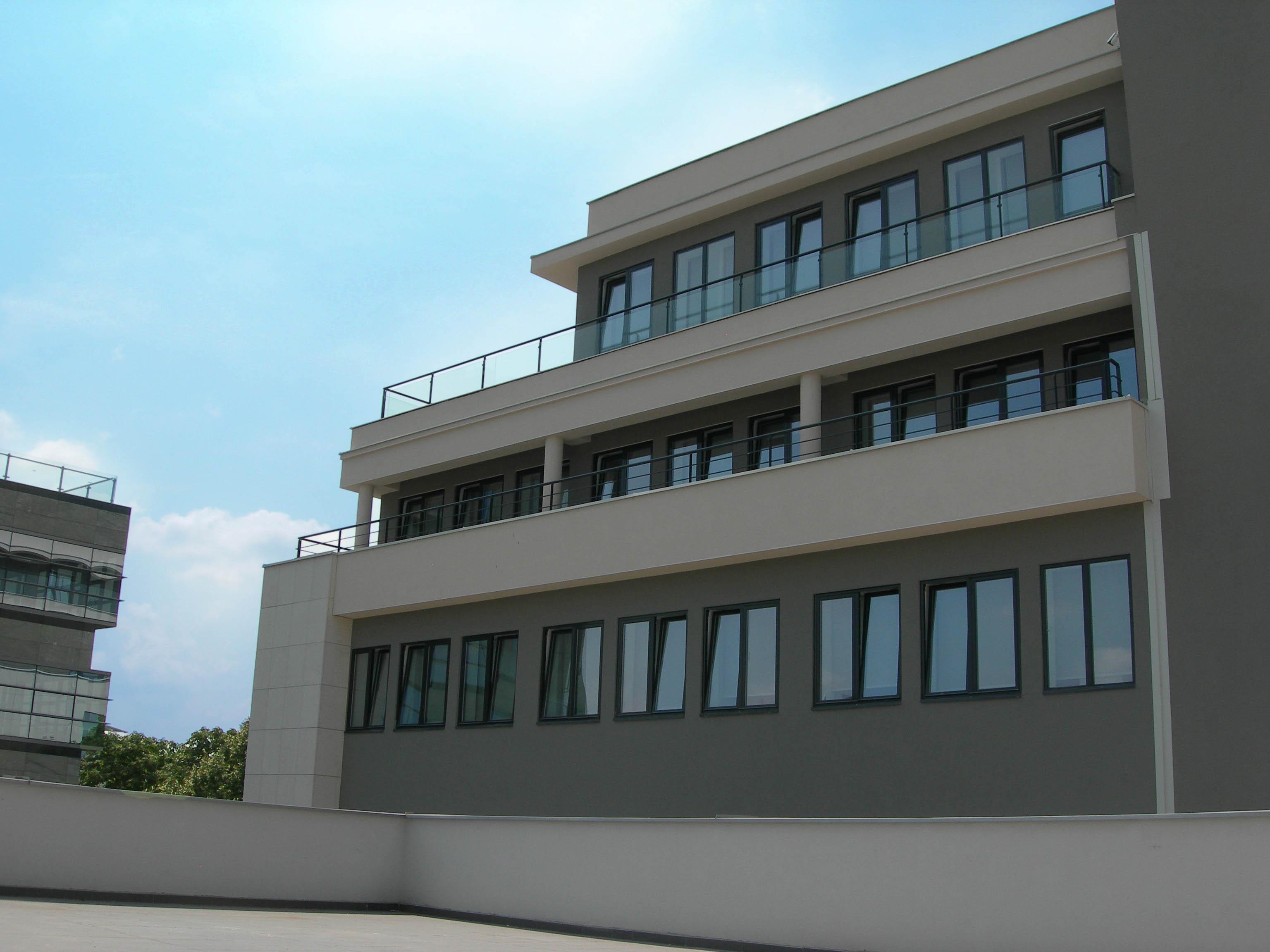 Viši Sud, Katanićeva, Beograd